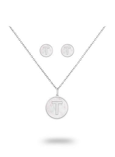 Toms Set Gümüş